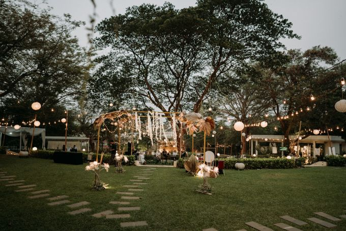 The Garden Wedding Fair by Raffles Hills Cibubur - On Green Garden Venue - 035