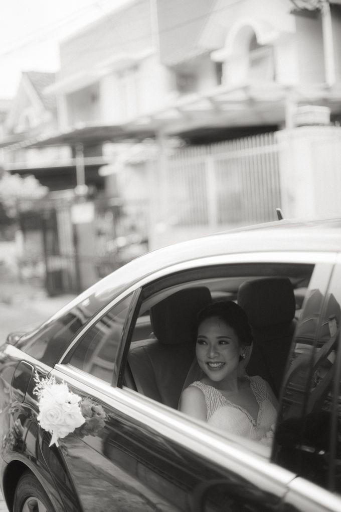 THE WEDDING OF CALVIN & ICHA by Cerita Bahagia - 005