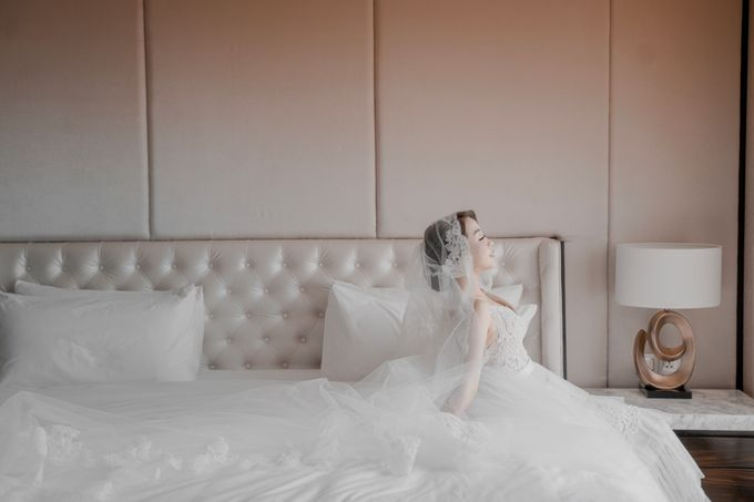 Alvin & Natasha Wedding by Philip Formalwear - 040