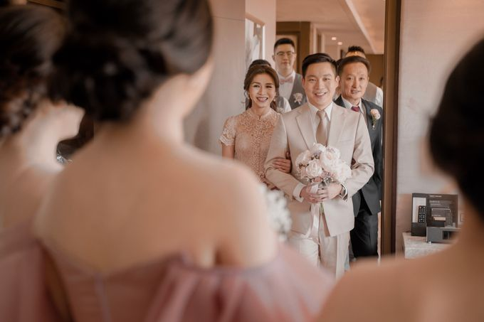 Alvin & Natasha Wedding by Philip Formalwear - 041