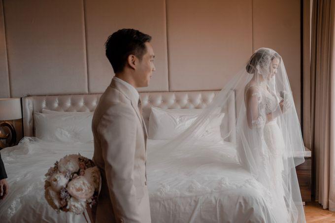 Alvin & Natasha Wedding by Philip Formalwear - 043