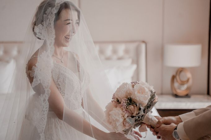 Alvin & Natasha Wedding by Crystal Clarissa - 001