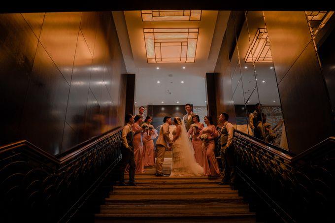 Alvin & Natasha Wedding by Philip Formalwear - 002