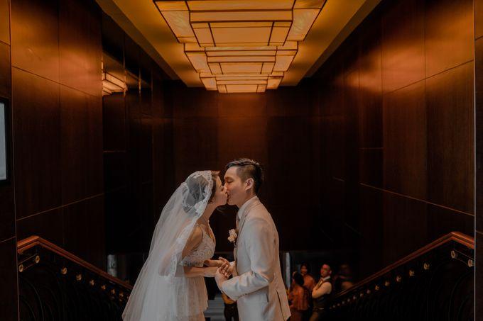 Alvin & Natasha Wedding by Philip Formalwear - 007