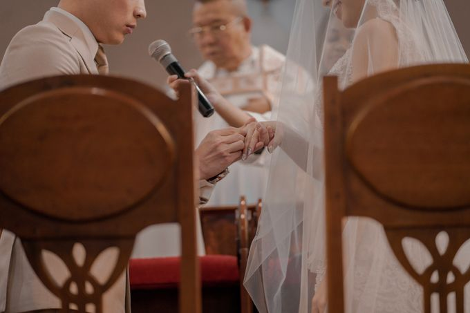 Alvin & Natasha Wedding by Crystal Clarissa - 006