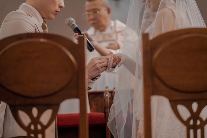 Alvin & Natasha Wedding by Philip Formalwear - 006