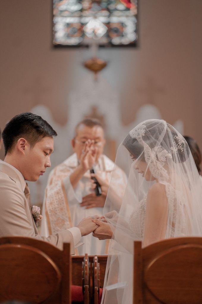 Alvin & Natasha Wedding by Philip Formalwear - 004