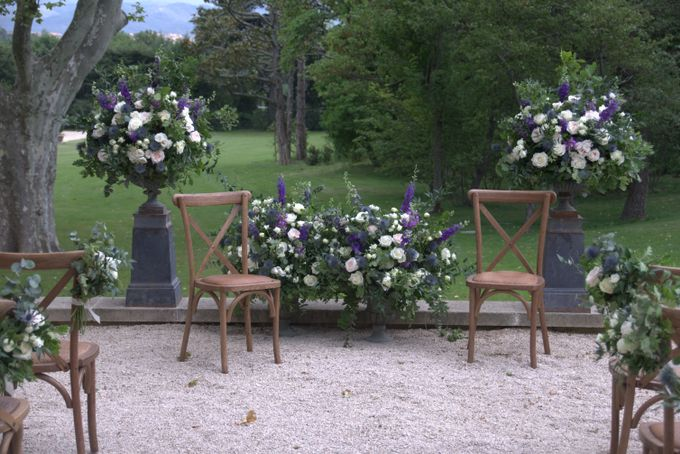 Provence Wedding by Dorothée Le Goater Events - 002