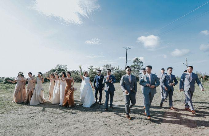 Neal & Pat Wedding at Antonios Tagaytay by Honeycomb PhotoCinema - 021