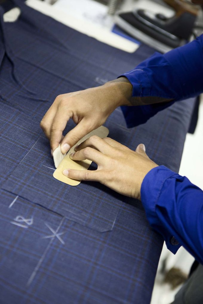 Custom tailored Wedding Suit from Italy by Uomo Collezioni - 005
