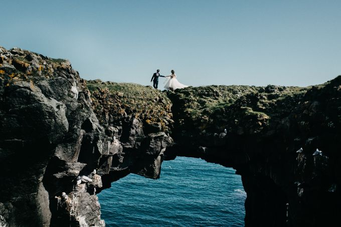 Iceland elopement by Renee Song Photography - 006
