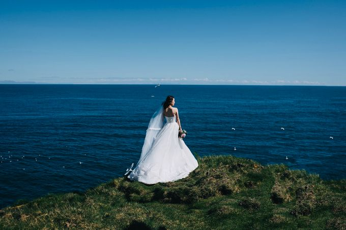 Iceland elopement by Renee Song Photography - 007