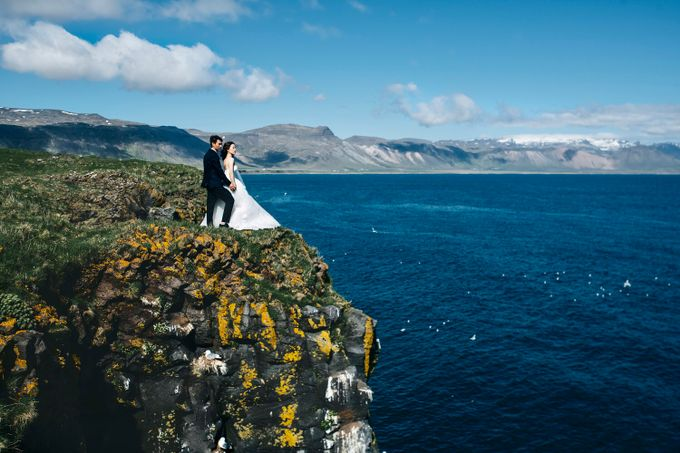 Iceland elopement by Renee Song Photography - 008