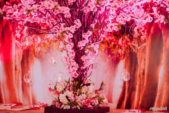 CHASHMA Wedding - Karishma and Chirag by Vivaah Weddings - 005