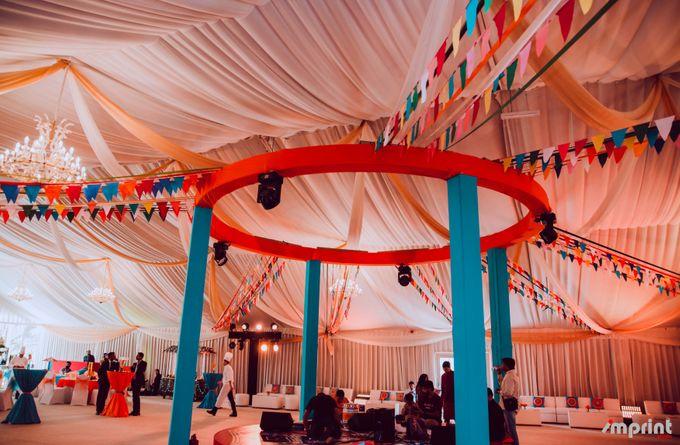 CHASHMA Wedding - Karishma and Chirag by Vivaah Weddings - 010