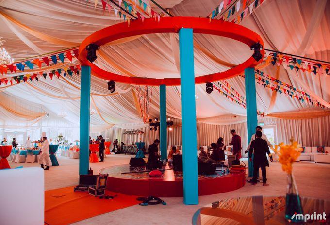CHASHMA Wedding - Karishma and Chirag by Vivaah Weddings - 011