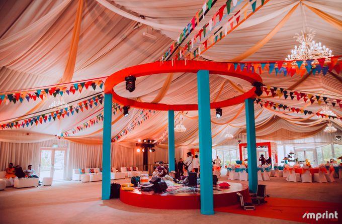 CHASHMA Wedding - Karishma and Chirag by Vivaah Weddings - 012