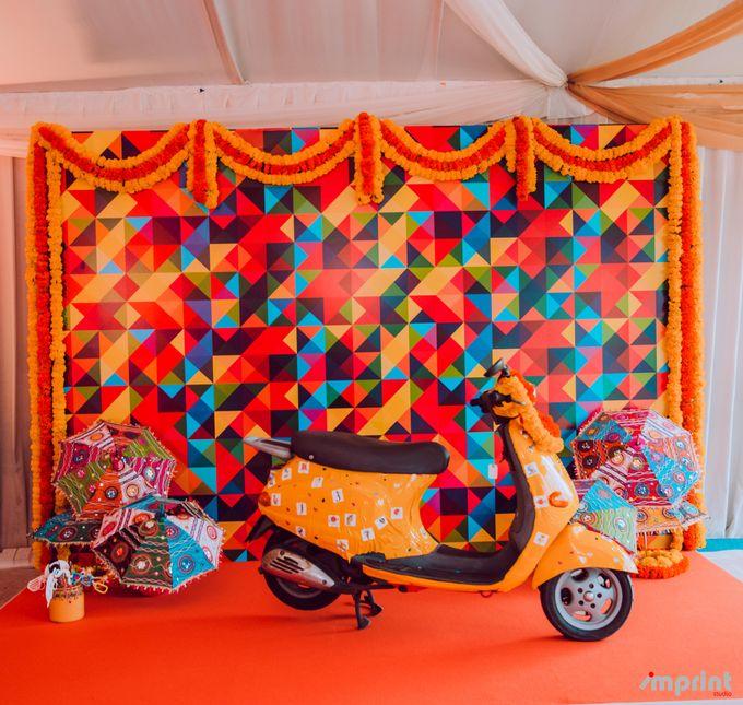 CHASHMA Wedding - Karishma and Chirag by Vivaah Weddings - 013