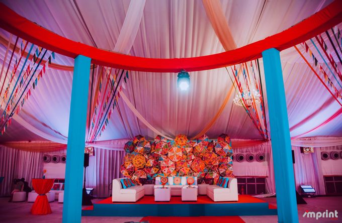 CHASHMA Wedding - Karishma and Chirag by Vivaah Weddings - 014