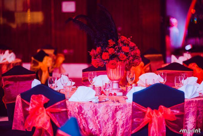 CHASHMA Wedding - Karishma and Chirag by Vivaah Weddings - 015