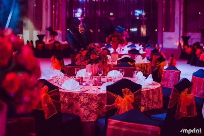 CHASHMA Wedding - Karishma and Chirag by Vivaah Weddings - 016