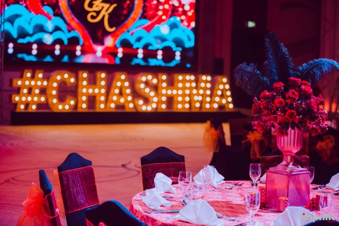 CHASHMA Wedding - Karishma and Chirag by Vivaah Weddings - 018