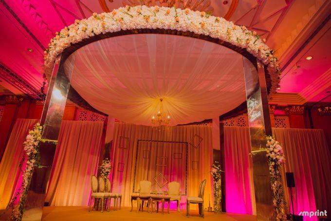 CHASHMA Wedding - Karishma and Chirag by Vivaah Weddings - 024
