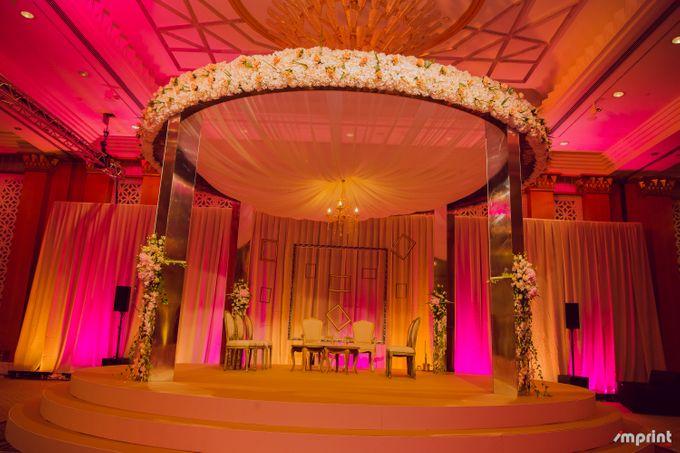 CHASHMA Wedding - Karishma and Chirag by Vivaah Weddings - 025
