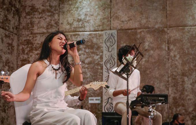 Ardito & Ardhina Wedding by The Beney Entertainment - 001