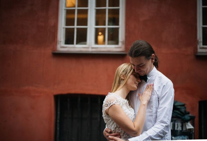 Copenhagen Elopement/Copenhagen City hall wedding by Renee Song Photography - 011