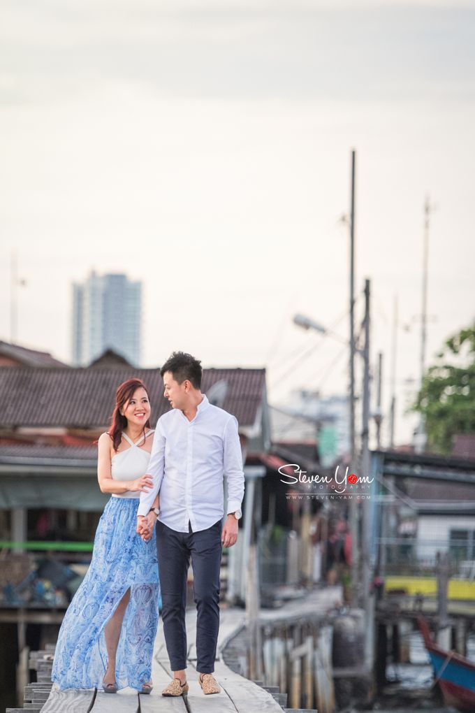 Pre Wedding & Couple Portraiture by Steven Yam Photography - 013
