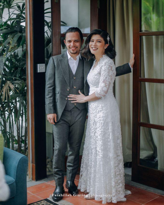 Rara & Deva - Wedding Reception by Patron Wedding Organizer Yogyakarta - 007