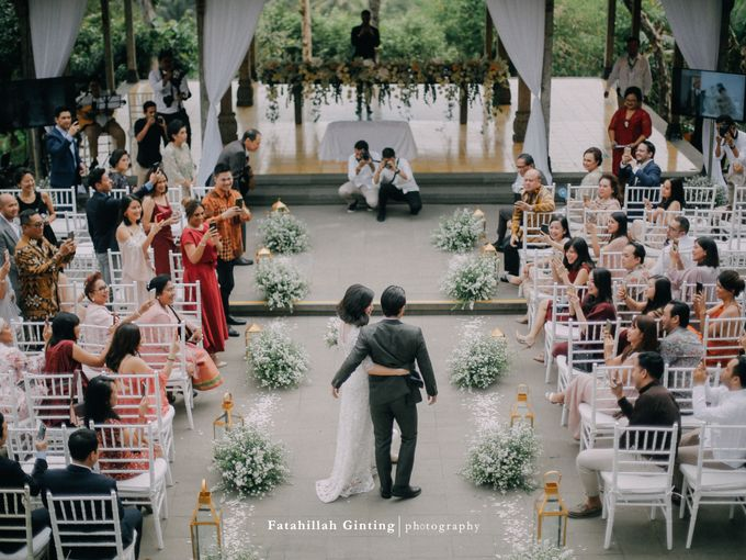 Rara & Deva - Wedding Reception by Patron Wedding Organizer Yogyakarta - 014