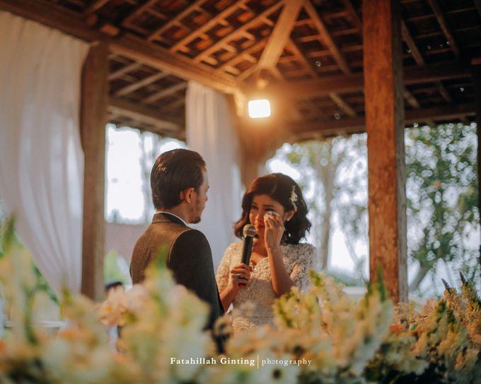 Rara & Deva - Wedding Reception by Patron Wedding Organizer Yogyakarta - 016