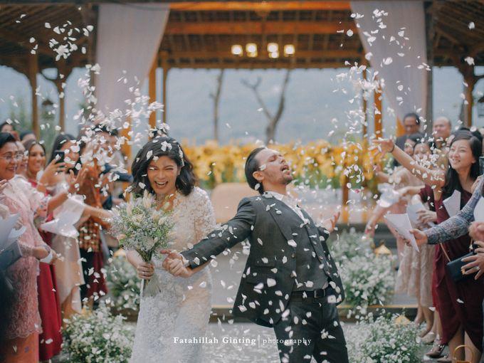 Rara & Deva - Wedding Reception by Patron Wedding Organizer Yogyakarta - 018