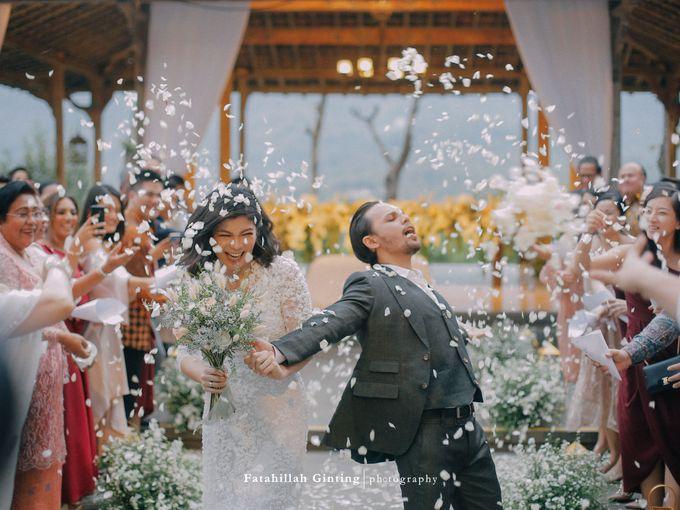 Rara & Deva - Wedding Reception by Patron Wedding Organizer Yogyakarta - 019