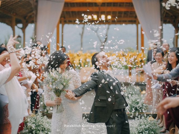 Rara & Deva - Wedding Reception by Patron Wedding Organizer Yogyakarta - 020