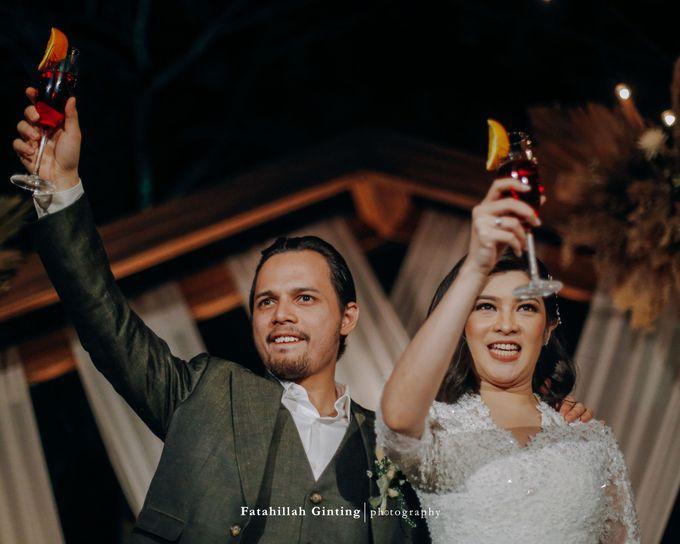 Rara & Deva - Wedding Reception by Patron Wedding Organizer Yogyakarta - 024
