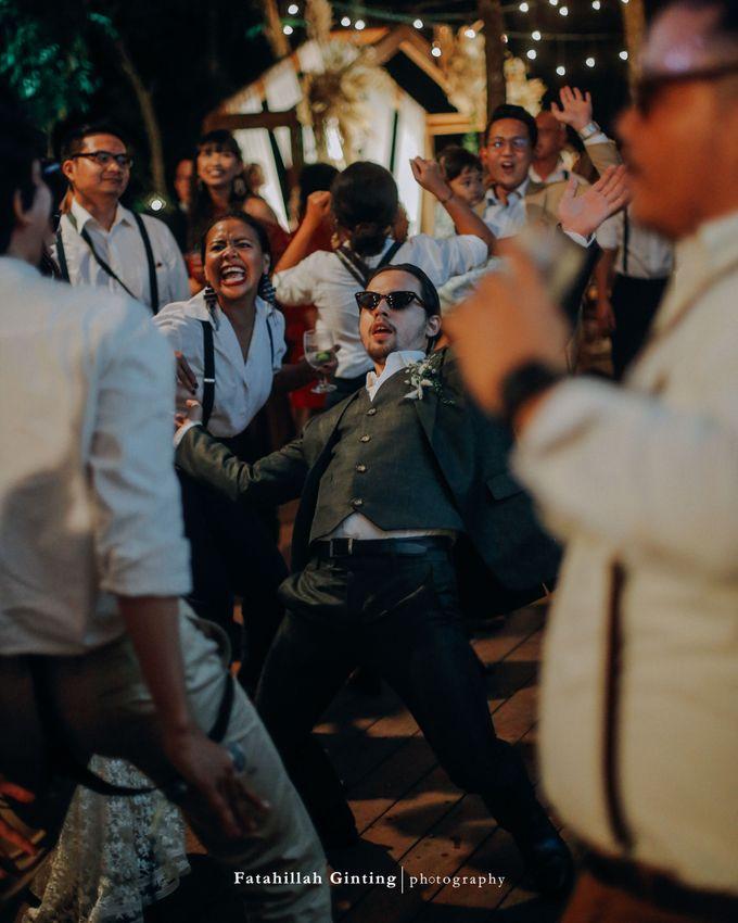 Rara & Deva - Wedding Reception by Patron Wedding Organizer Yogyakarta - 031
