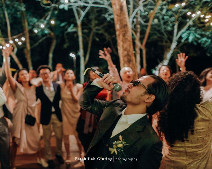 Rara & Deva - Wedding Reception by Patron Wedding Organizer Yogyakarta - 033