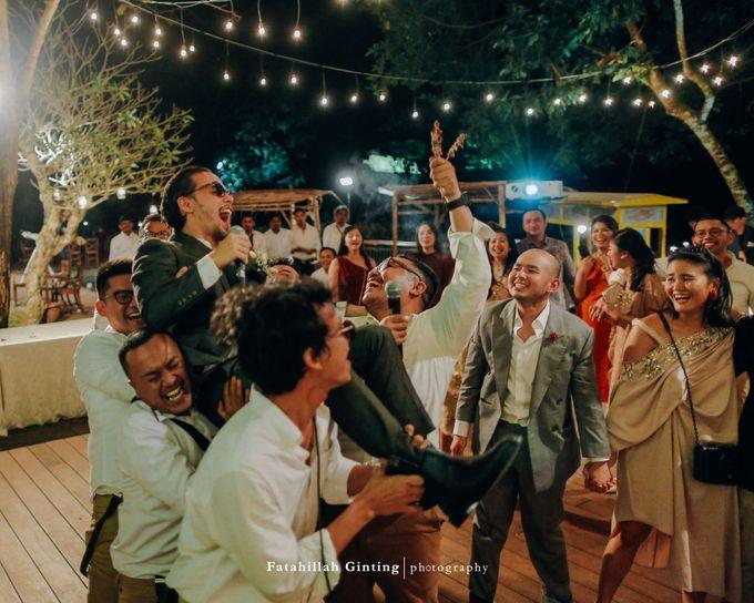 Rara & Deva - Wedding Reception by Patron Wedding Organizer Yogyakarta - 034