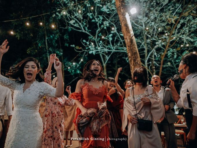 Rara & Deva - Wedding Reception by Patron Wedding Organizer Yogyakarta - 044