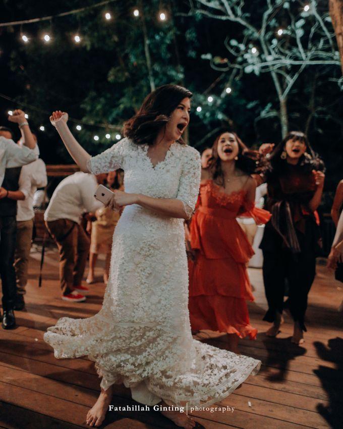 Rara & Deva - Wedding Reception by Patron Wedding Organizer Yogyakarta - 042