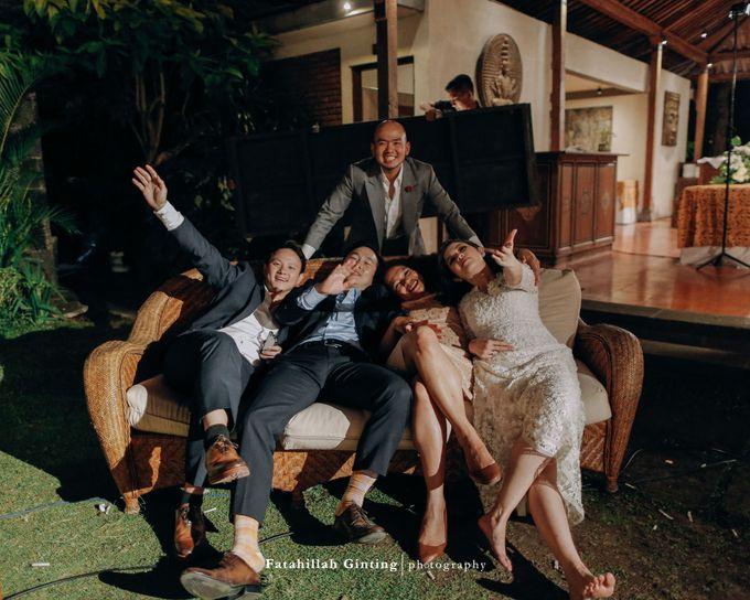 Rara & Deva - Wedding Reception by Patron Wedding Organizer Yogyakarta - 036