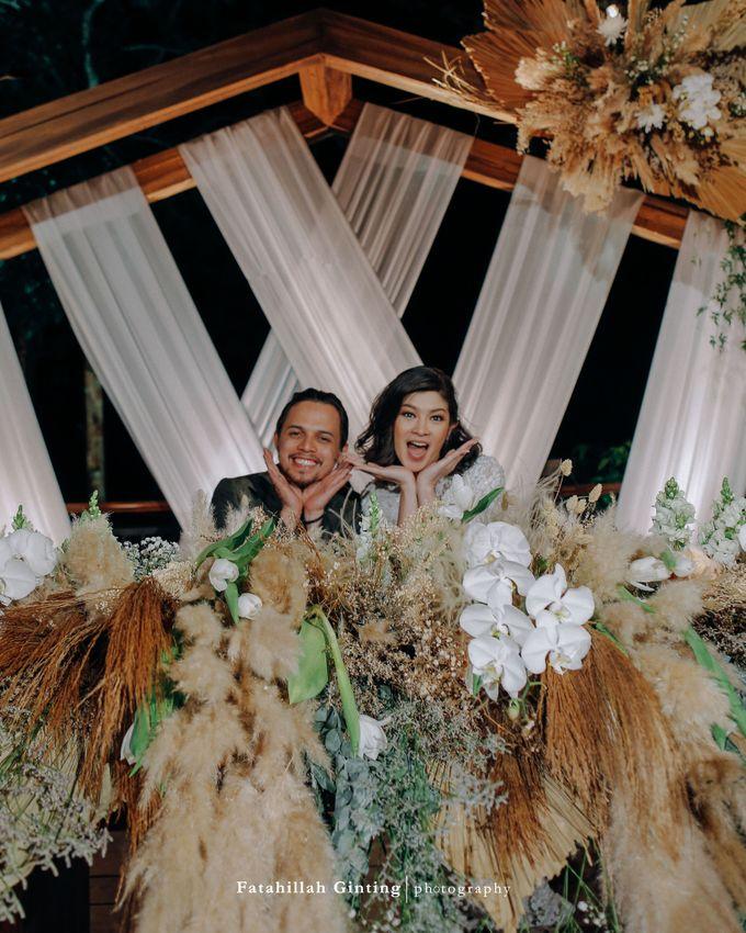 Rara & Deva - Wedding Reception by Patron Wedding Organizer Yogyakarta - 048