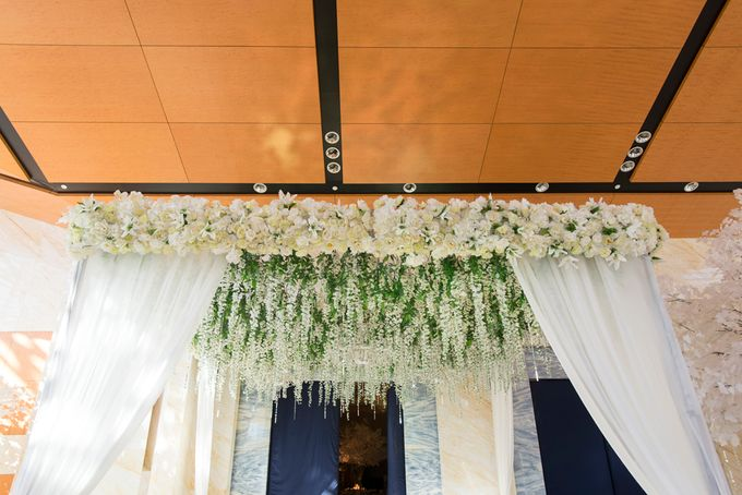Wedding at Mulia Resort and Spa Bali by d'Oasis Florist & Decoration - 011