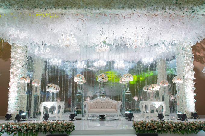 Wedding at Mulia Resort and Spa Bali by d'Oasis Florist & Decoration - 001