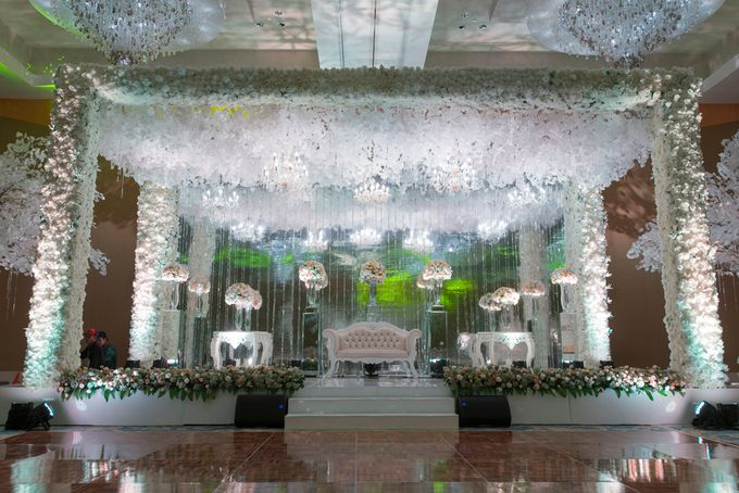 Wedding at Mulia Resort and Spa Bali by d'Oasis Florist & Decoration - 021