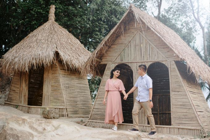 Prewedding Olivia & yohanes by Visual Perspective Indonesia - 003