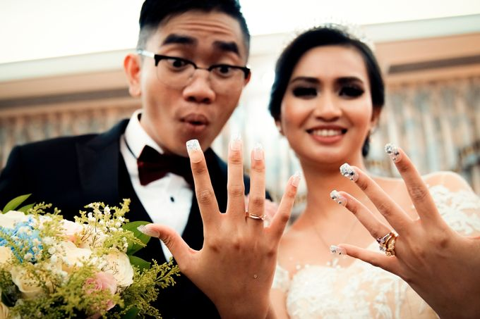 Wedding Olivia & Yohanes by Visual Perspective Indonesia - 017